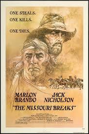 The Missouri Breaks | Affiche cinéma, Affiche film, Affiche de film