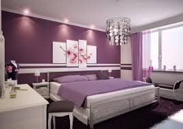 Purple Bedrooms Purple Ornaments Wall Hangings On Bedroom Design Ideas Chelnys