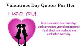 Valentines Quotes For Her
