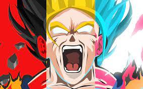 Super Saiyan 4, Goku, Super Saiyan 2 ...