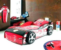 decoration boys race car bed fin kids cars frame inspirational wooden toddler