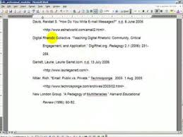 In Text Citation Mla Website Example In Text Citations Mla Style Youtube