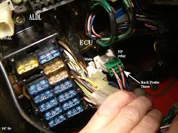 alfa romeo fuse box wiring diagrams