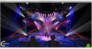 future designs lighting. elation professional u201cvisualizesu201d the future with capture design software designs lighting e