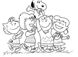 Peanuts Coloring Pages Peanut Coloring Page 9 Peanuts Valentine