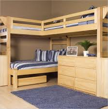 home design l shaped bunk beds beautiful modern bed plans 13 cana dian s