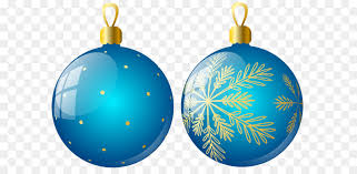 christmas ornaments clipart. Perfect Ornaments Christmas Ornament Decoration Clip Art  Transparent Two Blue  Balls Ornaments Clipart Intended M