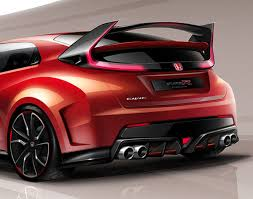 honda civic 2015 type r. Exellent Type Finally The Wait Is Over For Those Who Have Been Itching To Find Out What  2015 Honda Civic Type R Will Look Like Recently Announced That They  To H