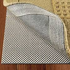 doublecheck s non slip rug pad size 2 x 10 for runner rugs on hardwood floors