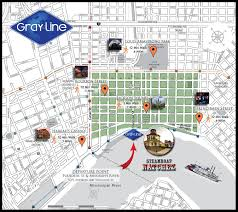 garden district new orleans walking tour map. With The Narrow Historic Roads Of French Quarter, Walking Is Usually Quickest Route. HISTORIC NEW ORLEANS STREET CAR Garden District New Orleans Tour Map I