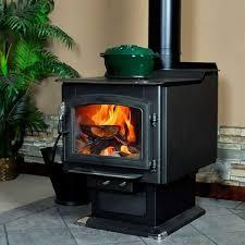 vogelzang ponderosa wood burning stove with blower