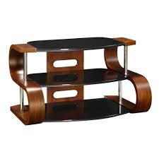 florence jf203 wb 1100 curve walnut tv stand wooden tv unit