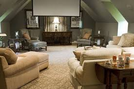 eclectic home theatre design ideas renovations photos eclectic