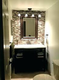 powder room lighting ideas bathroom transitional with medicine