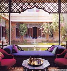 Small Picture 20 Moroccan Decor Ideas for Exotic and Glamorous Outdoor Rooms