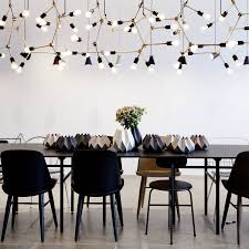 contemporary lighting fixtures dining room. View In Gallery Tribeca Franklin Chandelier Contemporary Lighting Fixtures Dining Room R