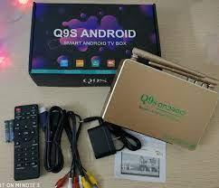 ĐẦU THU ANDROI TV BOX Q9S NEW - Android TV Box, Smart Box Nhãn hàng OEM