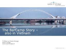 BarCamp in Saigon
