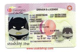 Georgia Ids Cheap Cards Fake Id Maker Sale - fake usa 100 Ids ga scannable Buy For 00