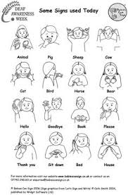 332 Best American Sign Language Images In 2019 Sign