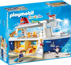 Playmobil Konstruktionsspielsteine Kreuzfahrtschiff 6978 Family