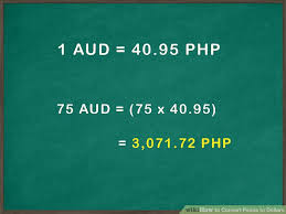 How To Convert Pesos To Dollars 10 Steps With Pictures