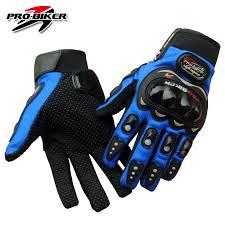 PRO BIKER <b>Motorcycle</b> Gloves Full Finger Motorcross Dirt Racing ...