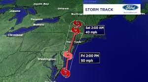 Tropical Storm Warning issued for parts ...