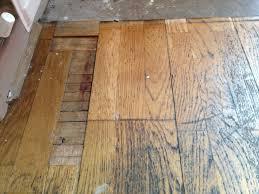 wood laminate flooring. Oak Laminate Floor With Missing Wood Strips Flooring A