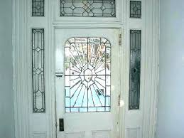 stained glass entry doors front door stained glass stained glass exterior doors front doors stained glass