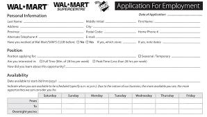 Walmart Job Application Whitneyport Daily Com