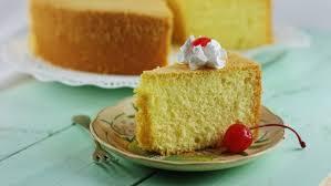 Natural Cooking Club Sponge Cake Dasar