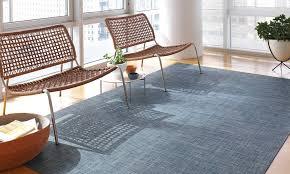 floor bask denim min woven floor mats