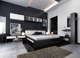 Black And White Mens Bedroom Ideas