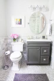 Kraftmaid Vanity Cabinets Reveal A Dingy Bathroom Gets A Breath Of Fresh Air Curbly