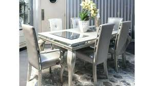 Michael Amini Dining Room Sets Dining Table Dining Table New Loft 4 Leg And  Chair Set For Michael Amini Dining Room Chairs Michael Amini Chateau  Beauvais ...