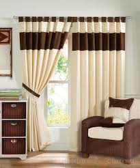 cream and brown blackout curtains best curtains 2017 within brown and cream curtains