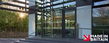 revolving door made in britain by ea group