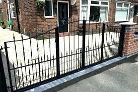 bi bifold driveway gates electric fold uk folding gate wooden