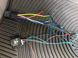 new year new mod remote tailgate release from key fob page 2 you need a constant 12v for the pac tr 7 module and the bosh relay you can use a light tester to see which wire s are live even when the truck is off