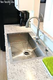 kitchen sink formica argento romano countertop new
