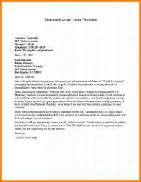 12 Pharmacy Technician Cover Letter Sample Farmer Resume Cover