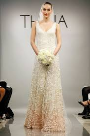81 best wedding gowns and attire tucson, arizona images on Wedding Dress Rental Tucson Az theia wedding dresses spring 2014 style 890061 sleeveless ombre petals kate, an example of ombre (dye fade) over a texture wedding dresses for rent in tucson az