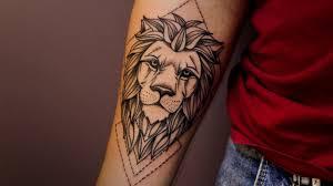 наколка льва на руке тату на руке 555 лучших фото татуировок 2018