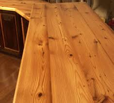 custom reclaimed wood plank countertops for 45 dollars a sq ft amazing ideas