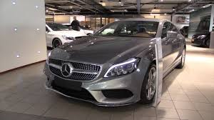 Mercedes-Benz CLS 2016 In Depth Review Interior Exterior - YouTube