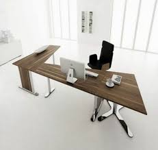 Shaped office desk Bestar Modern Shaped Office Desk Modern Home Office Desk Contemporary Shaped Desk For Home Office Mediakidsclub Modern Shaped Office Desk Mediakidsclub