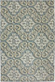 euphoria findon bay blue 90271 55002 karastan area rug