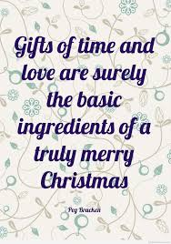 Time Gift Quotes