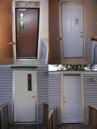 mobile home front doorsOutswing doors  mobilehomerepaircom